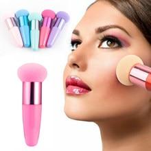 Ensemble de pinceaux de maquillage, éponge pour fond de teint, mélange de poudre bouffante, Kit de beauté lisse