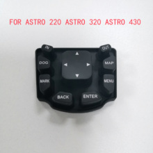 Keyboard For Garmin Astro 220 Astro 320 Astro 430 Astro 900 Rubber Button Handheld GPS Button Aging Damage Repair Replacement