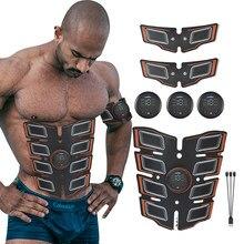 EMS estimulador muscular Abdominal ejercitador de cadera Toner Abs EMS Fitness entrenamiento de gimnasio en casa de pérdida de peso cuerpo delgado cuerpo equipo de la máquina