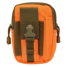 Tactical Molle Pouch Hunting Bags Belt Waist Accessory Fanny Pack Storage Holder Men Outdoor Sports EDC Military Phone Pouches tactical military fans molle pouch belt waist pack storage bag outdoor sports military storage bags