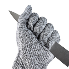 Gloves Food-Grade Cutting Kitchen Level for Fish-Meat 5-Protection-Wire Cut-Resistant-Gloves