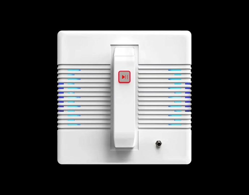 EUTYBOT меняет представление о бытовой робототехнике, перемещаясь с заботы о ваших полах к вашим окнам - Цвет: White
