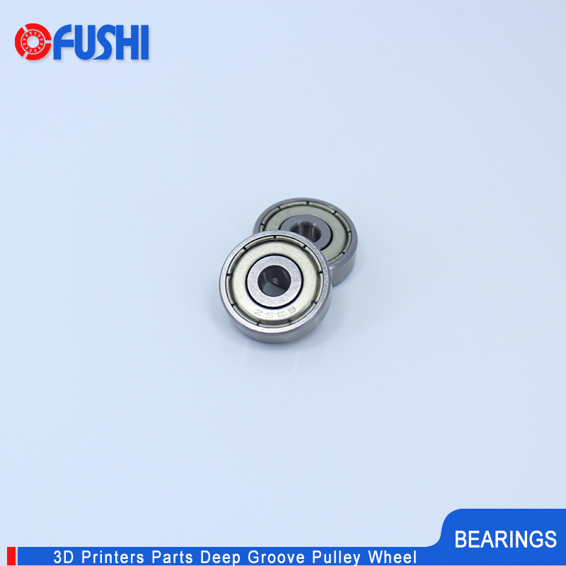 Bearing 683ZZ 684ZZ 685ZZ 686ZZ 687ZZ 688ZZ 689ZZ Ball Bearings ABEC-5 3D Printers Parts Deep Groove Pulley Wheel Bearing