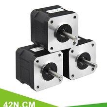 Stepper Motor 3d-Printer Nema17 42bygh 4-Lead Rtelligent for XYZ 38mm 42n.cm