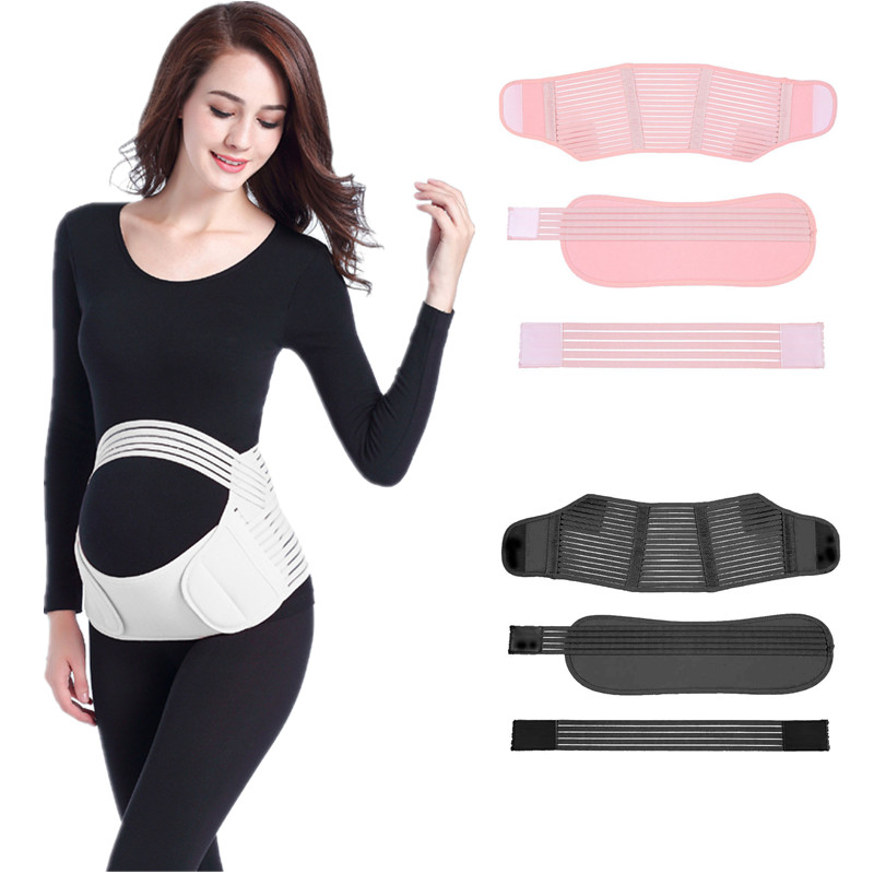 Women Maternity Belly Bands Belt Pregnancy Antenatal Bandage Belly Band Back Support Belt Abdominal Binder For Pregnant