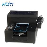 Huiti  pequeno a4 jato de tinta uv universal flatbed impressora caixa do telefone 3d em relevo diy acrílico vidro stall máquina Impressoras     -