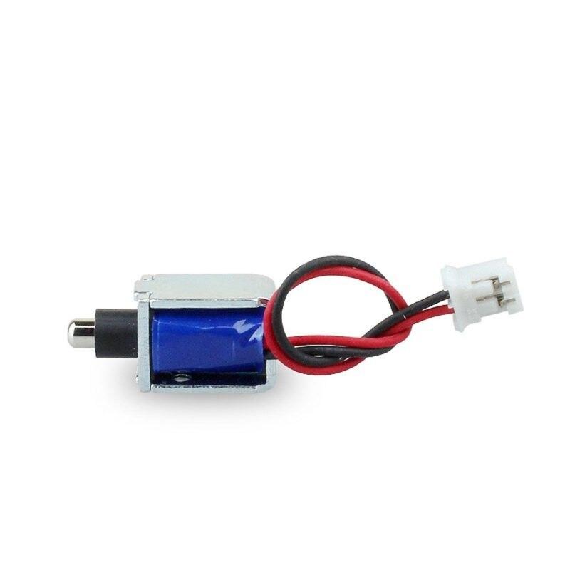 Mini DC 5V Electromagnetic Lock Small Electronic Lock Electric Bolt Cabinet Lock