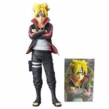 23 centimetri Anime Naruto Shippuuden Shinobi Relazioni Uzumaki Naruto Figura New Age Boruto PVC Action Figure Da Collezione Model Toy Regalo
