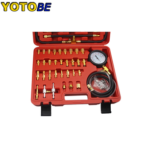 Image 4 - New TU 443 Universal Fuel Injection Pressure Tester Set