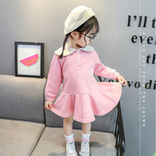 CNUM 2-6 Years Children Kids Clothes Baby Girls Sweet Cotton Dress  for Toddler Wholesale свитшот sweet years sweet years sw012emglfs6