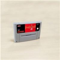 Image 2 - Final Game Fantasy II III IV V VI 2 3 4 5 6 or Mystic Quest   RPG Game Card EUR Version English Language Battery Save