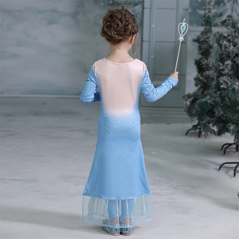 H35ec3e06056a453189b0ab5079c4b03ad 2019 Children Girl Snow White Dress for Girls Prom Princess Dress Kids Baby Gifts Intant Party Clothes Fancy Teenager Clothing