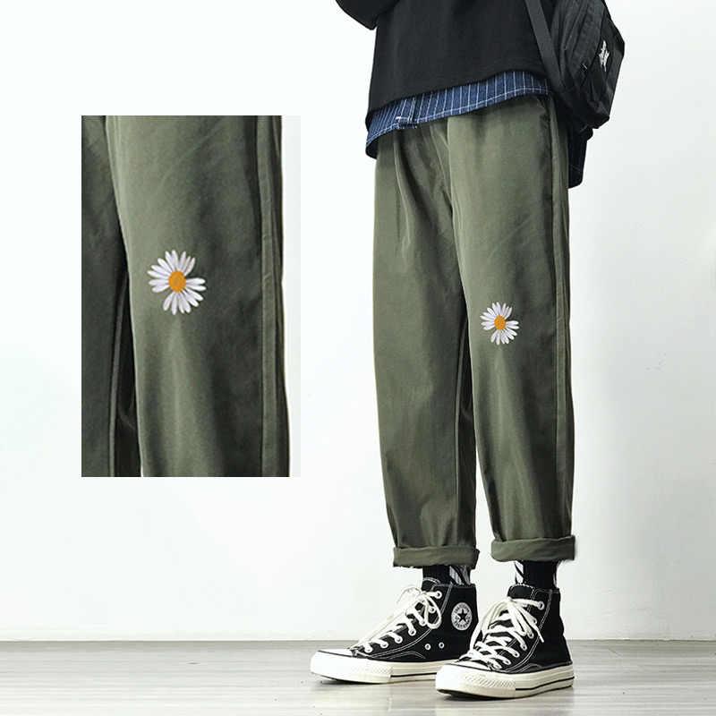 Männer Jogger Harem Hosen Mann Schwarz Bequeme Hose Sommer Lässige Streetwear Lose Hosen Japanischen Trendy Jogginghose