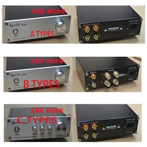 Image 2 - Kyyslb 203*60*169 Millimetri X2006 Completa Mini Telaio in Alluminio Amplificatore Fai da Te Custodia LM4610 Box Tono Preamplificatore Dac telaio Caso Amplificatore