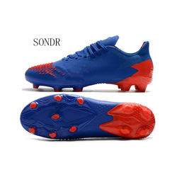 2020 New Sneakers Men Professional Training Soccer Cleats Boots Long Spikes FG Spikes Sneakers Soft Indoor Soccer Shoes