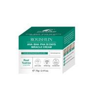 AHA BHA PHA 30 Days Miracle Cream 60ml Teatree Oil Control Moisturizer Face Cream Acne Treatment Whitening Cream 2
