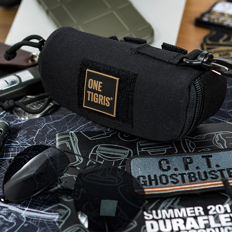OneTigris Tactical Molle Glasses Carrying Case Outdoor Portable Sunglasses Eyewear Box Shockproof Protective Goggles Storage Box|box shockproof|box box|box storage box - title=
