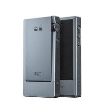 FiiO Q5s AMPLIFICADOR DAC y DSD, con Bluetooth AK4493EQ 5,0, amplificador DAC USB para iPhone, ordenador, Android, Sony