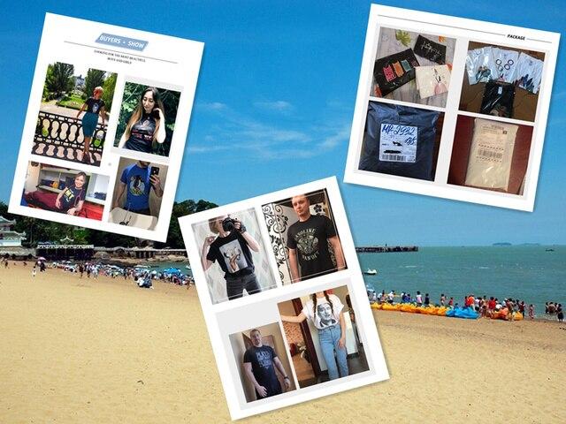 Unisexe mode hommes femmes t-shirt de courge 100% peigné ringfilé coton Premium t-shirt à manches courtes été Cool graphique