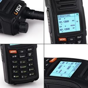Image 4 - KSUN X UV68D(MAX) Walkie Talkie 8W High Power Dual Band Handheld Two Way Ham Radio Communicator HF Transceiver Amateur Handy