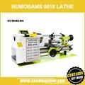 NUMOBAMS CQ0618 350 мм 600W бесщеточный двигатель токарный станок/с регулируемой Скорость индикации для резки металла/все стальные шестерни +, маленьк...