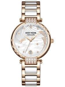 Diamond Tiger/rt Watches Bracelet Top-Brand Ladies Luxury Relogio Date Feminino Gift