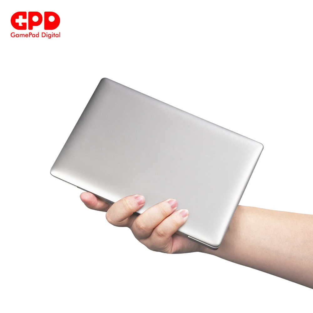 GPD P2 Max poche 2 Max 8.9 pouces écran tactile Inter Core Celeron y 8GB 256GB Mini PC poche ordinateur portable ordinateur portable Windows 10 système