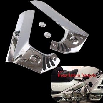Chrome Fairing Frame Cover For Honda Goldwing GL1800 2001-2011 2002 2003 2004 2005 2006 2007 2008 2009 2010