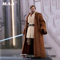 Full set Hottoys MMS478 1/6 Scale Obi Wan KENOBI Action Figure Star Wars figure Toy Collectible Figure Doll Toys Gift