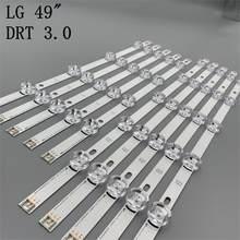 Led faixa de retroiluminação para lg innotek drt 3.0 49