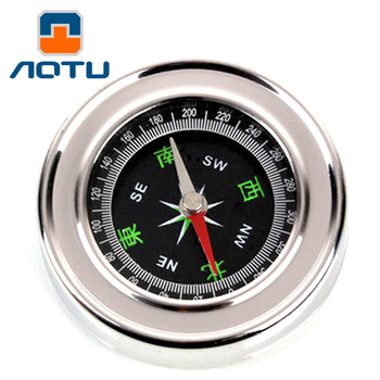 Outdoor Camping Compass Quasi Mountaineering Navigation Tool AT7599 Stainless Steel Activity Dial Display Origin