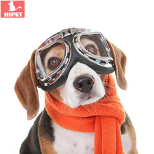 Fashion Dog Sunglasses Pet Glasses Prop UV Eye Protection Waterproof Large Sun Goggles Accessories