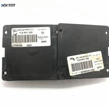 YCK 7L6 941 329(L) Original 7L6 941 330(R) AFS Leistungsmodul Adaptive Front lighting System 7L6941329 7L6941330 used