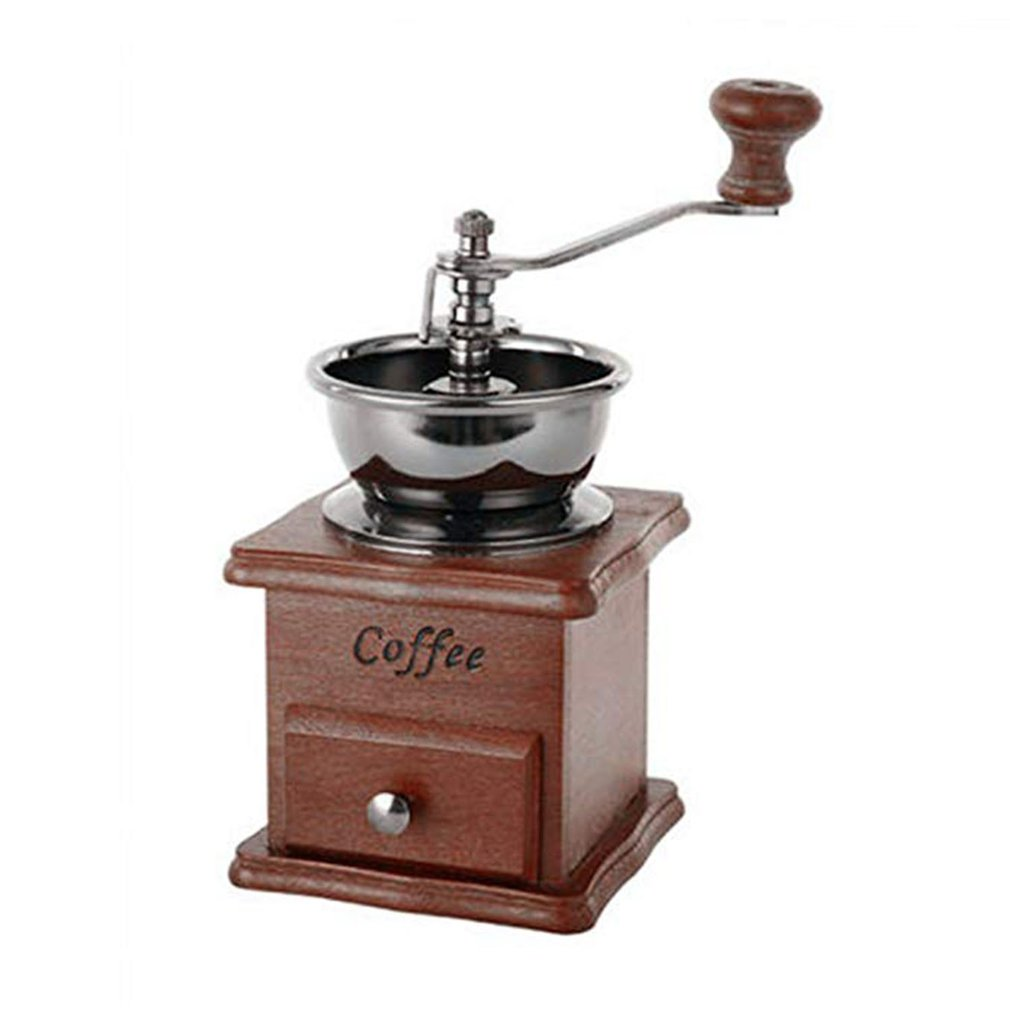Creative Home Multi-Function Coffee Machine Hand-Cranked Grinder Coffee Grinder Coffee Machine Coffee Machine