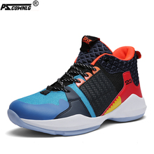 PSCOWNLG Mens Sneakers Basketball-Sneakers Jordan-Basketball Shoes Cushioning-Lightweight upper Sneakers Men High-Top Shoes