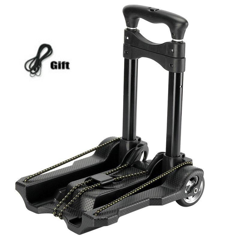 Компактная детская многофункциональная легкая Бытовая Прочная Складная портативная багажная машина для домов на колесах и фургонов