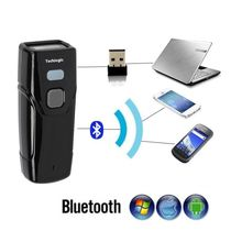 Bluetooth беспроводной сканер ccd штрих код мини Карманный считыватель