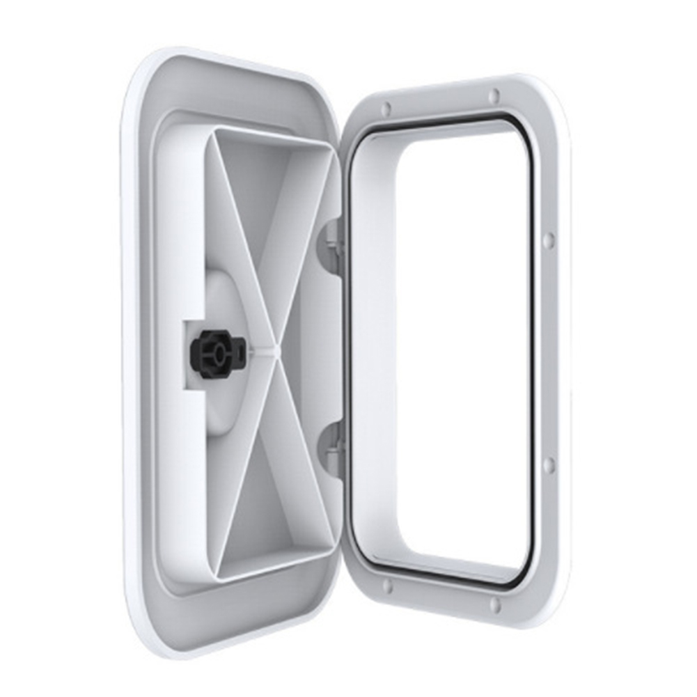 270x375mm Marine Access Accessories Cover Boat Deck ABS Anti Ultraviolet Yacht Portable Plate Square Durable Inspection Hatch|Marine Hardware|Automobiles & Motorcycles - title=