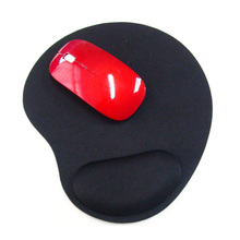 NEW Fashion Comfort Wrist Support Mouse Pad Computer PC Laptop Non-slip Rubber Desk Mice Mat For Game Dropshipping
