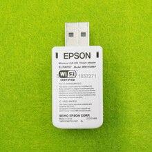 Adaptador inalámbrico WIFI USB LAN para EPSON ELPAP07 V12H418P12 WN7512BEP 802.11b/g/h F/S
