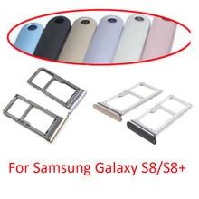 Tray-Reader-Holder Slot Sim-Tray Sd-Card Samsung New for Galaxy S8 G950/S8/Plus/.. 20pcs