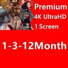 Best253 netflixes premium rede privada acc 5 telas flix