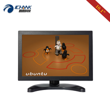 Купить с кэшбэком ZB101TC-V59L/10.1 inch 1280x800 HDMI VGA Signal Support Linux Ubuntu OS Metal Shell Industrial Touch Monitor LCD Screen Display