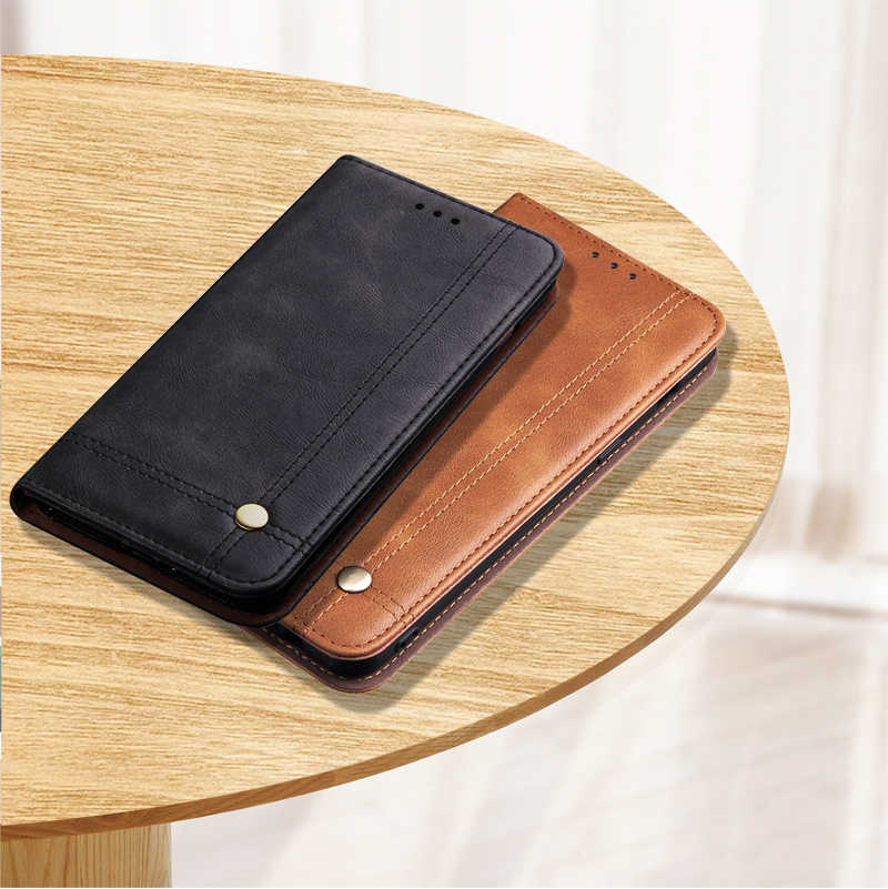 Luxury Wallet Flip Book PU Leather Phone Case For Xiaomi Redmi 7A 7 6A 6 5 Plus K20 Pro Y3 S3 Note 7 7S 6 5 Pro Back Cover Coque