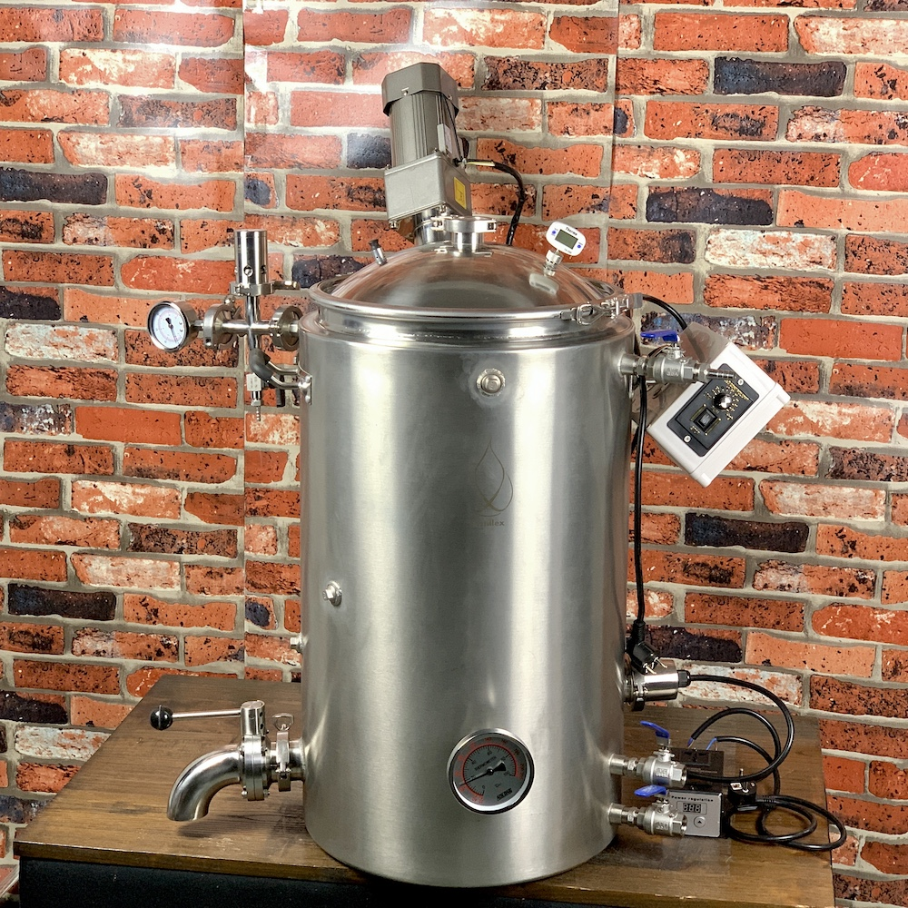 55 Double Wall/ Steam Jacket  Boiler, Distillation Tank,  Tank. Micro Brewery  Tank. Stainless Steel 304