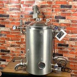 55 doppel Wand/dampf jacke Kessel, Destillation tank, Tank. Micro Brauerei Tank. Edelstahl 304