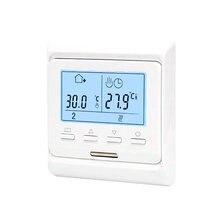 Контроллер температуры электрического нагрева myuet me5516 с