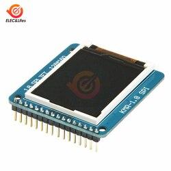Wyświetlacz tft lcd 1.8 Cal 128x160 SPI portu szeregowego hd lcd moduł ST7735 napęd IC 128*160