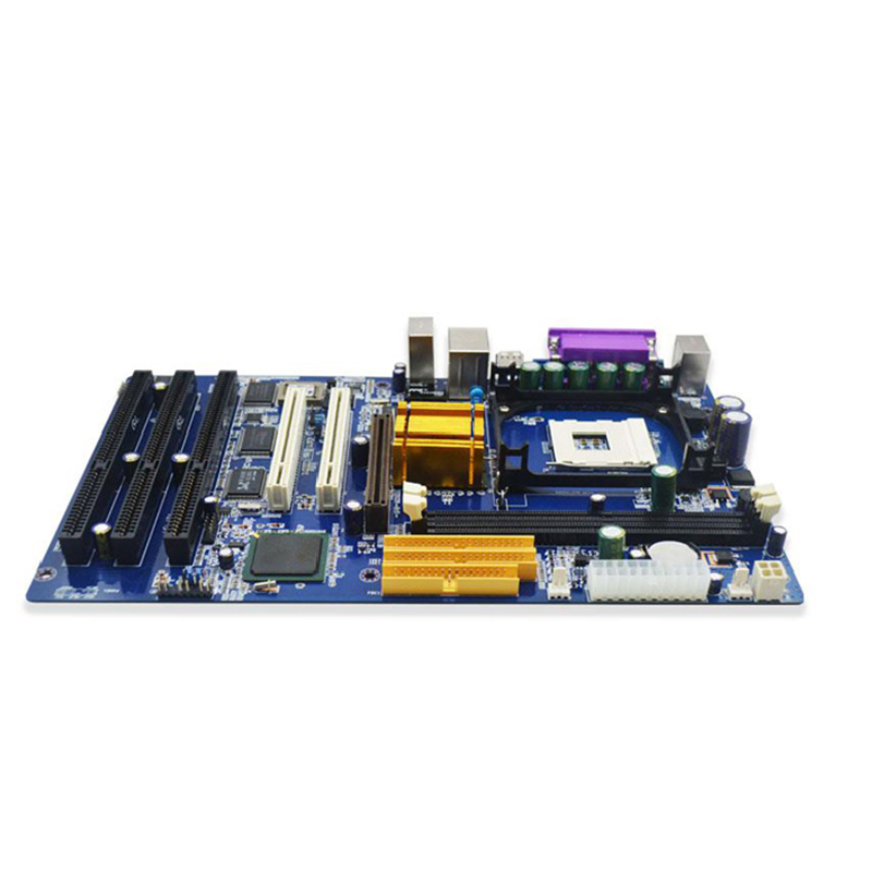 Eip Industrial 3 Isa Slot ATX Motherboard With Socket 478