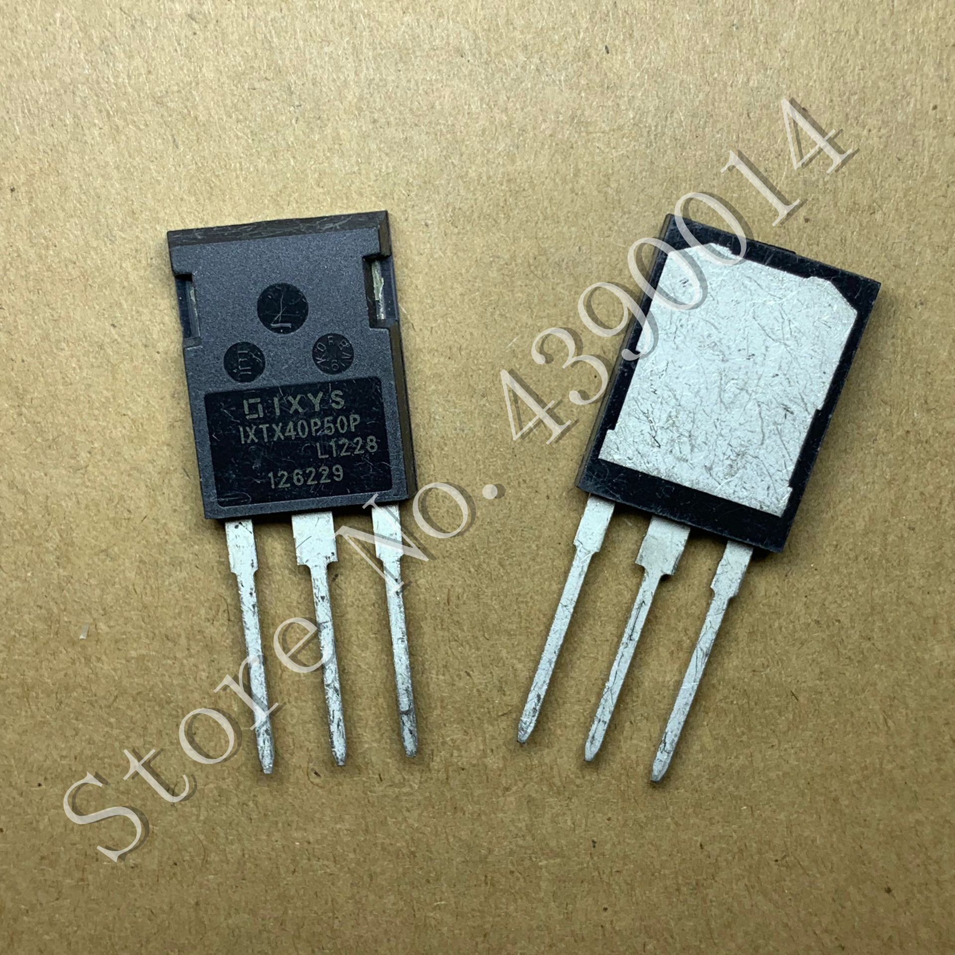 5pcs/lot  IXTX40P50P  TO-247